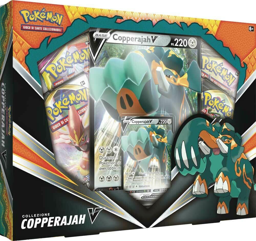 Collezione Copperajah - V