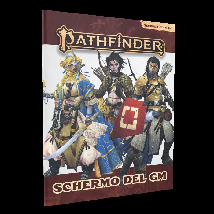 Pathfinder - Seconda Edizione: Schermo del GM