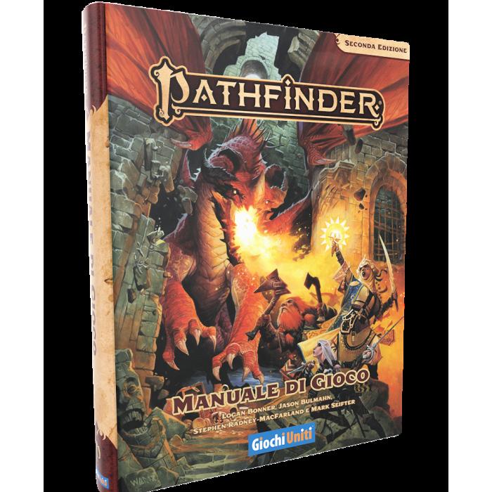 Pathfinder - Seconda Edizione: Manuale di Gioco