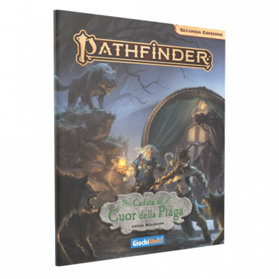Pathfinder - Seconda Edizione: La Caduta di Cuor della Piaga
