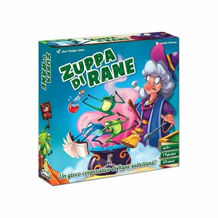 Zuppa di Rane -dal 08/05