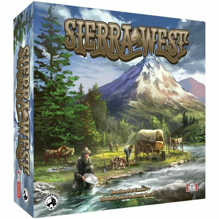 Sierra West -dal 14/05