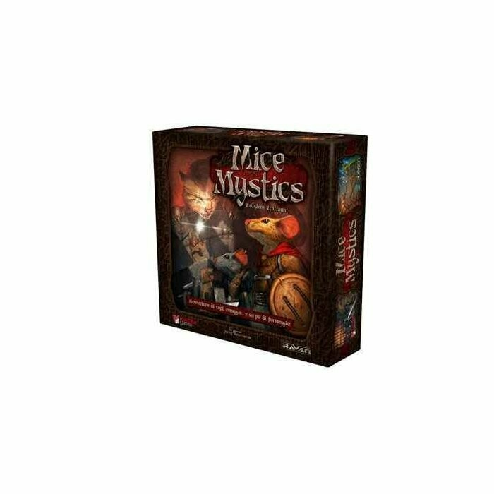 Mice and Mystics -dal 15/05