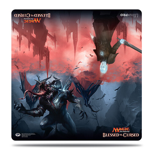 Plancia di gioco Duel Decks: Blessed vs Cursed 0/8