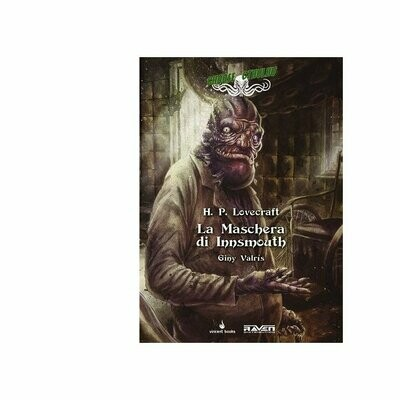 Choose Cthulhu: Vol.3 - La Maschera di Innsmouth