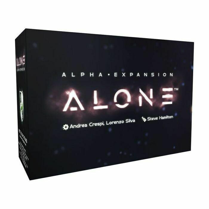 Alone: Alpha