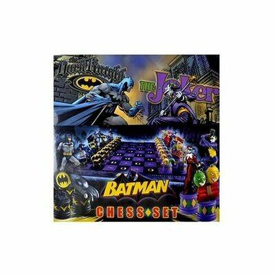 Batman - Chess Set