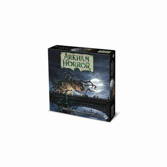 Arkham Horror - Terza Edizione: Nel Cuore della Notte