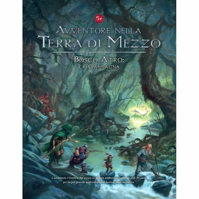 Avventure nella Terra di Mezzo: Bosco Atro - La Campagna