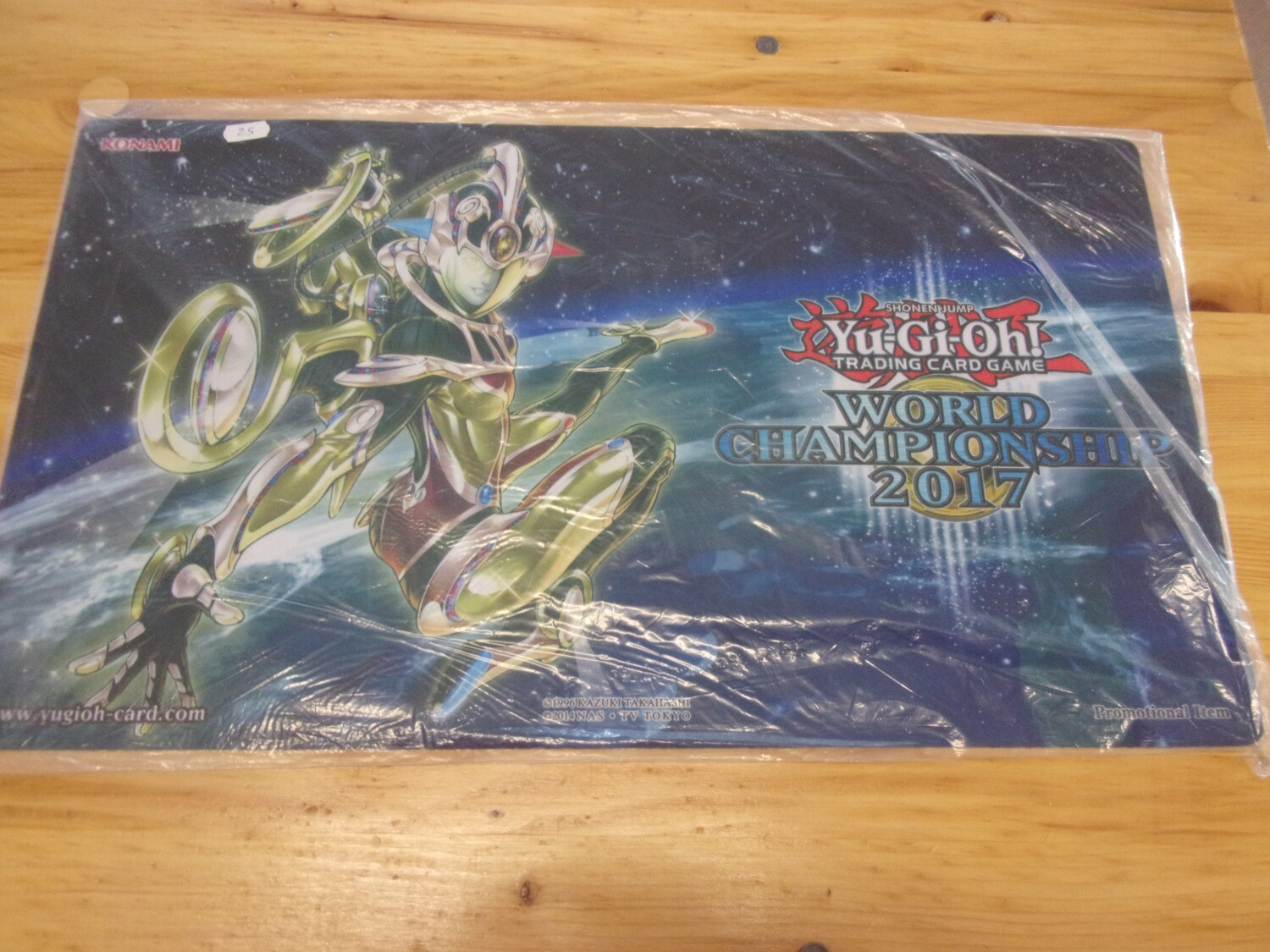 PLAYMAT YGO WC2017