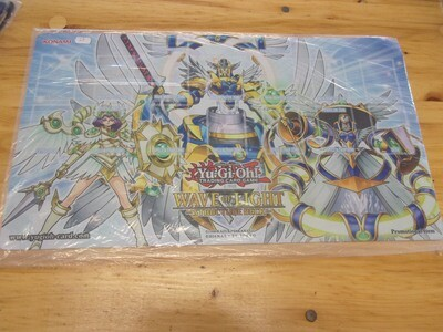 PLAYMAT YGO WAVE OF LIGHT