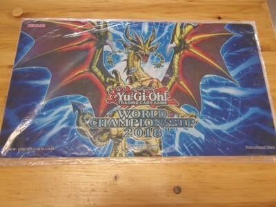 PLAYMAT YGO WC2018