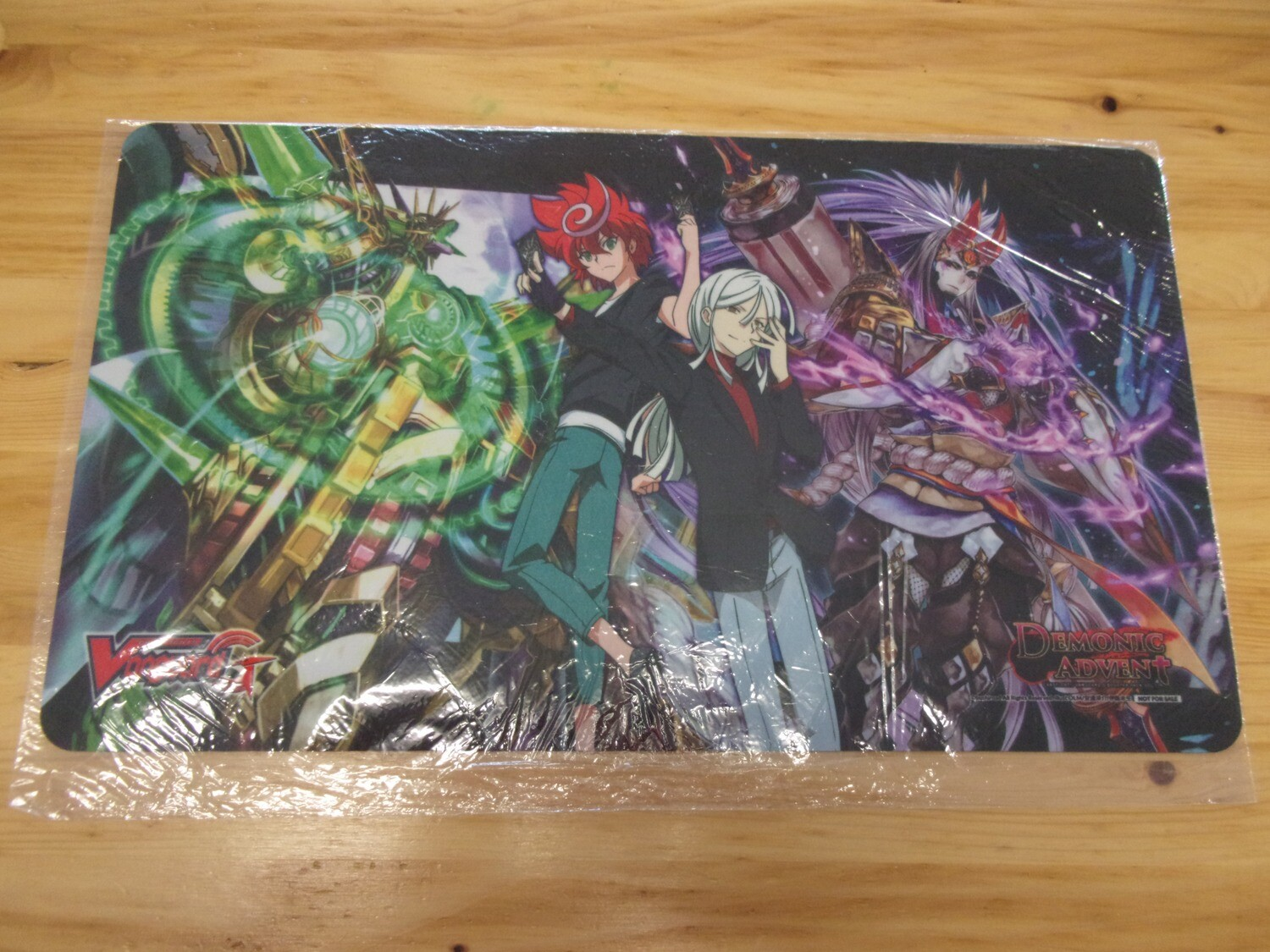 PLAYMAT CF:VANGUARD G DEMONIC ADVENT