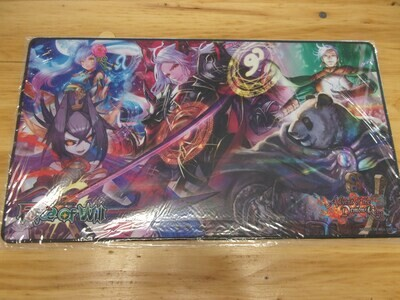 PLAYMAT FOW ADVENT OF DEMONIC KING
