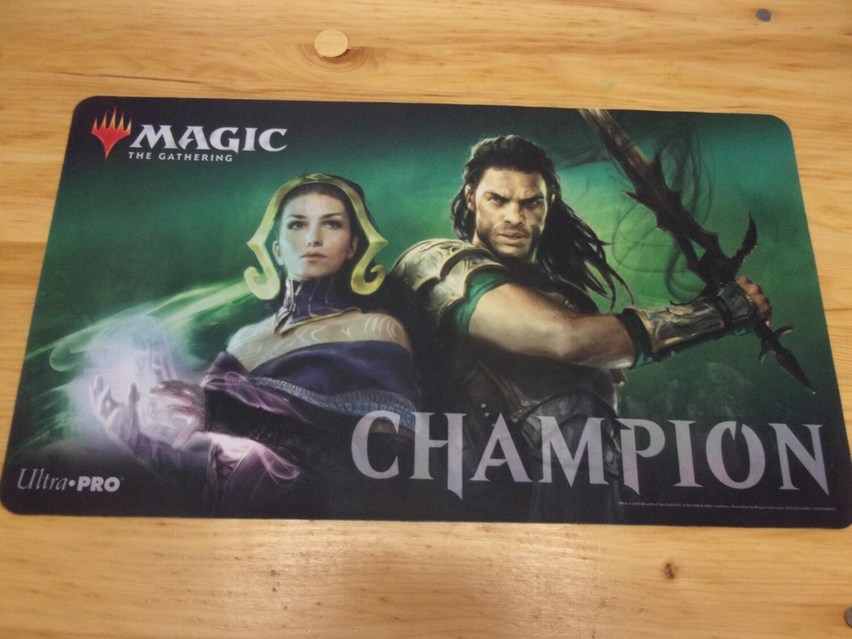 PLAYMAT MTG -CHAMPION