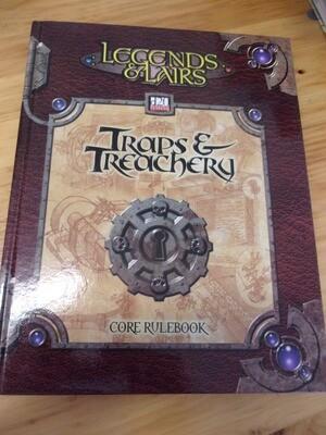 TRAPS & TREACHERY