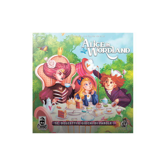 Alice in Wordland -dal 30/06/2020
