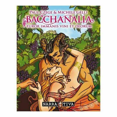 Bacchanalia - Furor Immanis Vini et Deorum