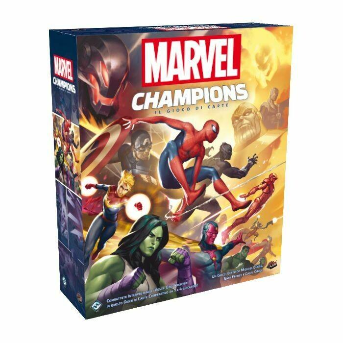 Marvel Champions - LCG