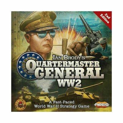 Quartermaster General -ita-