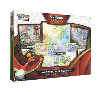 Shining Legends Super Premium Power Collection -ENG-