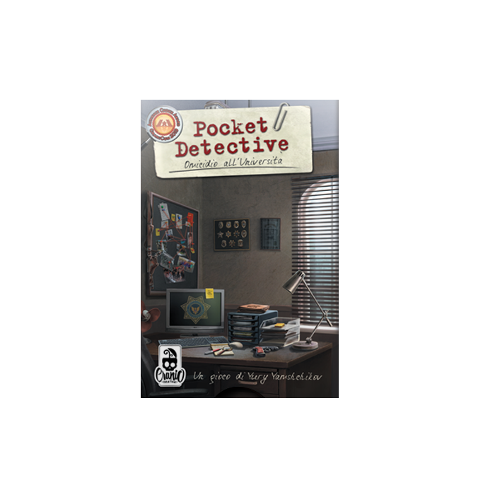Pocket Detective -dal 30/06/2020