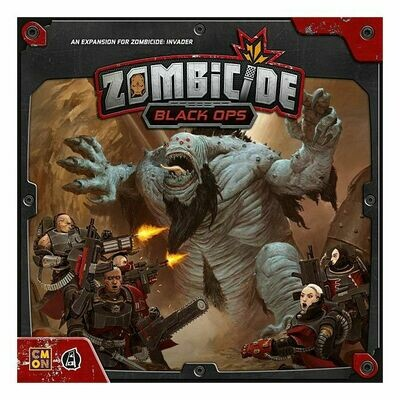 Zombicide - Invader: Black Ops -ITA- dal 31/07-2020