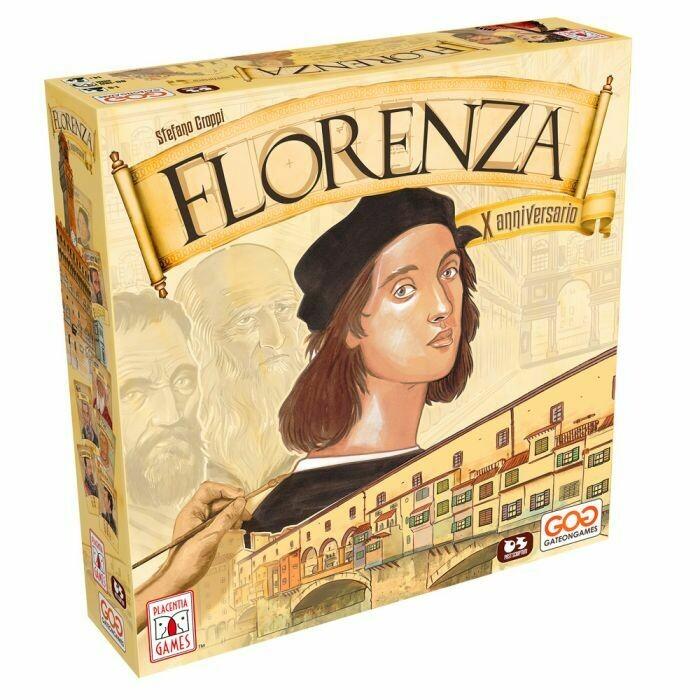 Florenza - X Anniversario -ITA- dal 31/10/2020