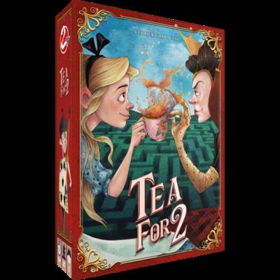 Tea for 2 -ITA- dal 31/07/2020
