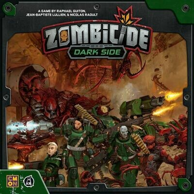 Zombicide - Invader Dark Side  -ITA- dal 31/07-2020