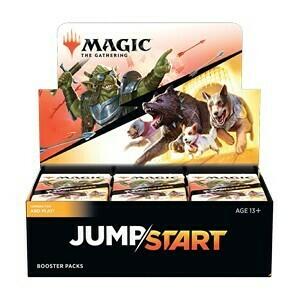 Magic Core Set 2021 Jumpstart display 24 buste - dal 30/04/2020