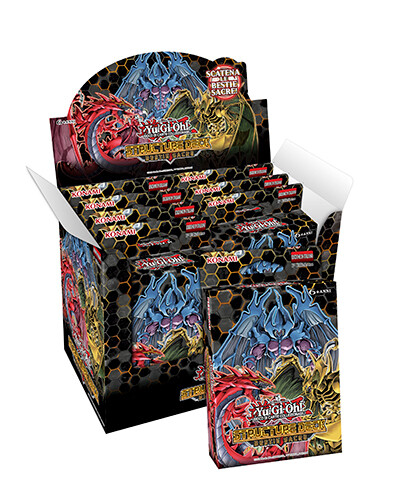 Structure deck Sacred Beasts -ita-