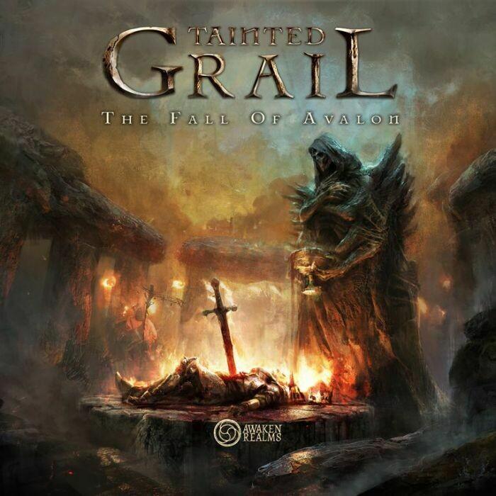 Tainted Grail - La Caduta di Avalon- dal 10/08/2020