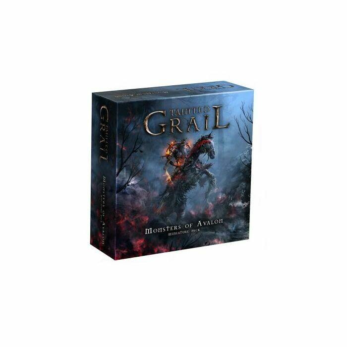Tainted Grail - La Caduta di Avalon: Monsters Of Avalon- dal 10/08/2020