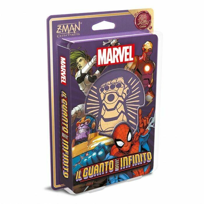 Marvel: Il Guanto dell'Infinito - Un Gioco Love Letter -