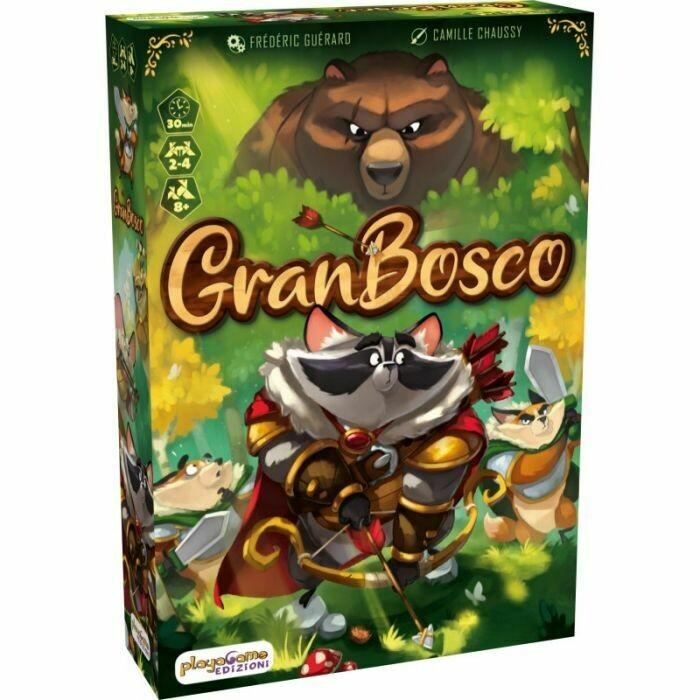GranBosco -dal 24/08/2020