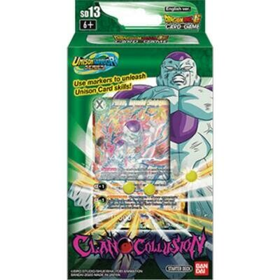 Dragon Ball Super Starter Deck 13 Clan Collusion -ENG-