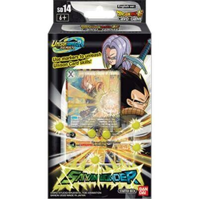 Dragon Ball Super Starter Deck 14 Saiyan Wonder -ENG-