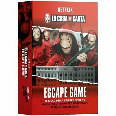 Escape Game - La Casa di Carta -dal 10/09/2020