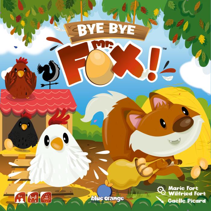 Bye Bye Mr. Fox! -ITA-