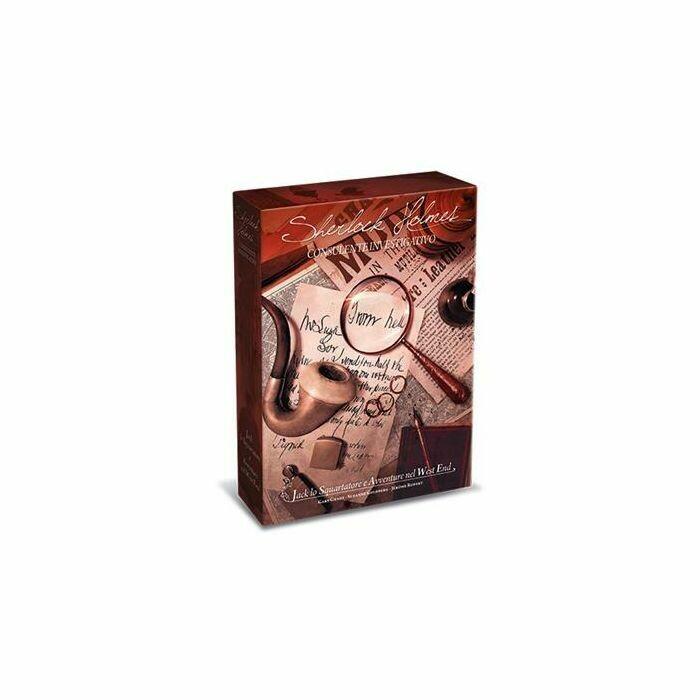 Sherlock Holmes Consulente Investigativo - Jack lo Squartatore e Avventure nel West End