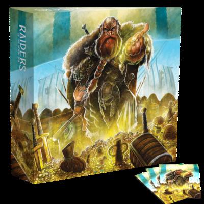 Raiders of the North Sea - Collectors Box Edizione Inglese -dal 15/10/2020