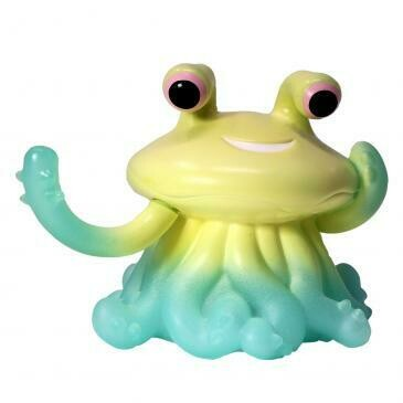 FIGURINES OF ADORABLE POWER: DUNGEONS & DRAGONS FLUMPH