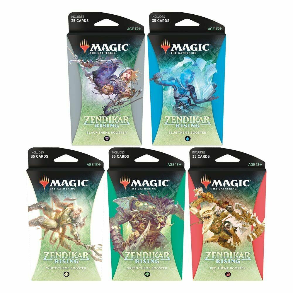 Magic the Gathering Zendikar Rising Theme Booster Display (12) english