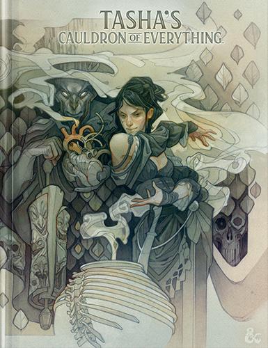 Tasha's Cauldron of Everything  covern normal o variant