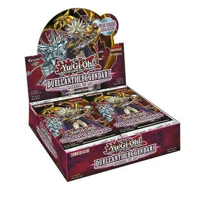 Box YGO Duellanti Leggendari Rabbia di Ra (36 buste)