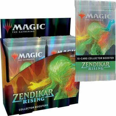 Zendikar Rising Collector Booster Box ENG