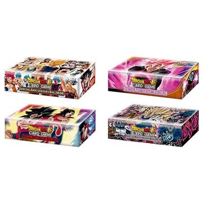Dragon Ball Super Special Anniversary Box 2020