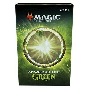 Commander Collection: Green -ENG- dal 04/12/2020