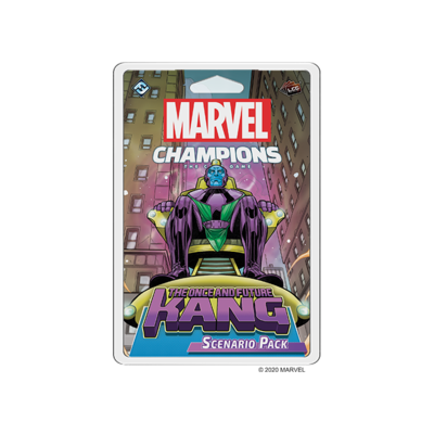 Marvel Champions - LCG: Il Re in Eterno Kang -dal 31/10/2020